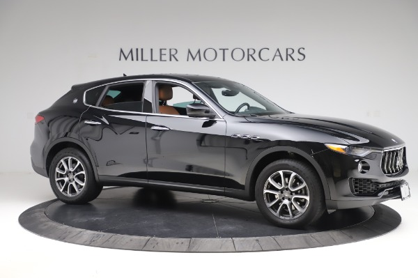 Used 2017 Maserati Levante Q4 for sale $51,900 at Alfa Romeo of Greenwich in Greenwich CT 06830 11