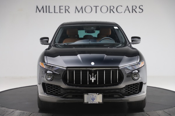 Used 2017 Maserati Levante Q4 for sale $51,900 at Alfa Romeo of Greenwich in Greenwich CT 06830 13