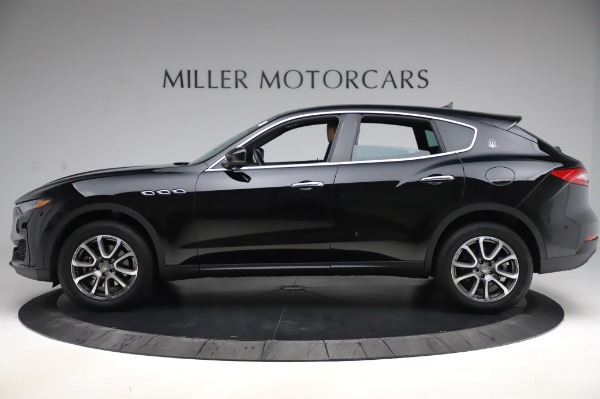 Used 2017 Maserati Levante Q4 for sale $51,900 at Alfa Romeo of Greenwich in Greenwich CT 06830 4