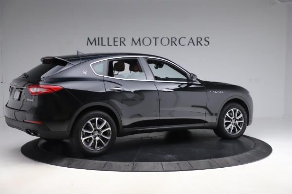 Used 2017 Maserati Levante Q4 for sale $51,900 at Alfa Romeo of Greenwich in Greenwich CT 06830 9