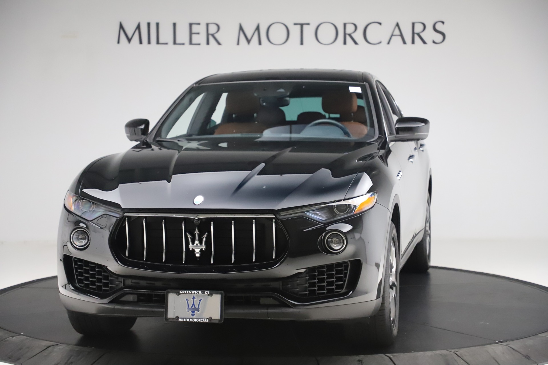 Used 2017 Maserati Levante Q4 for sale $51,900 at Alfa Romeo of Greenwich in Greenwich CT 06830 1