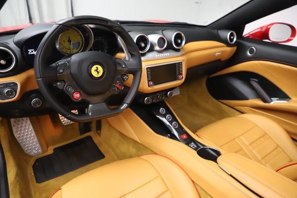 Used 2016 Ferrari California T for sale Sold at Alfa Romeo of Greenwich in Greenwich CT 06830 15