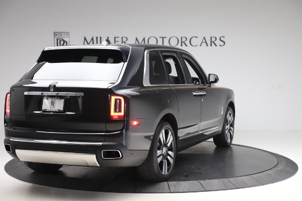 Used 2019 Rolls-Royce Cullinan for sale $349,900 at Alfa Romeo of Greenwich in Greenwich CT 06830 6
