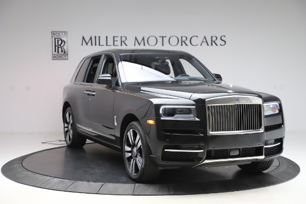 Used 2019 Rolls-Royce Cullinan for sale $349,900 at Alfa Romeo of Greenwich in Greenwich CT 06830 9