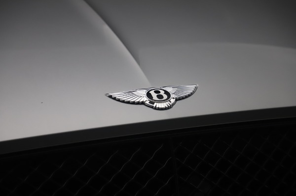 New 2020 Bentley Continental GT V8 First Edition for sale $276,600 at Alfa Romeo of Greenwich in Greenwich CT 06830 14
