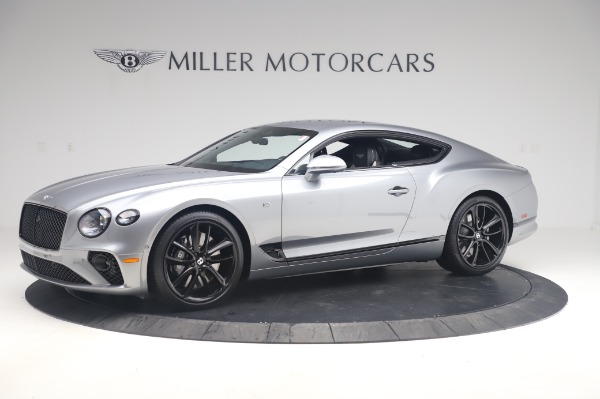 New 2020 Bentley Continental GT V8 First Edition for sale $276,600 at Alfa Romeo of Greenwich in Greenwich CT 06830 2