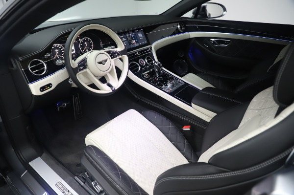 New 2020 Bentley Continental GT V8 First Edition for sale $276,600 at Alfa Romeo of Greenwich in Greenwich CT 06830 20