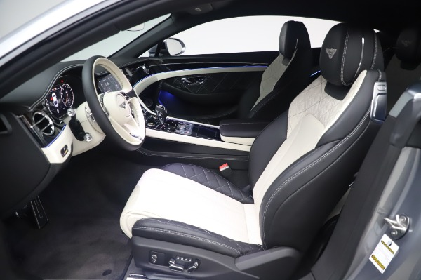 New 2020 Bentley Continental GT V8 First Edition for sale $276,600 at Alfa Romeo of Greenwich in Greenwich CT 06830 21