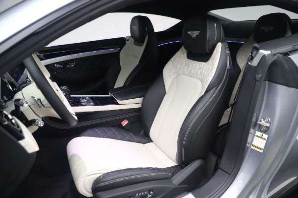 New 2020 Bentley Continental GT V8 First Edition for sale $276,600 at Alfa Romeo of Greenwich in Greenwich CT 06830 22