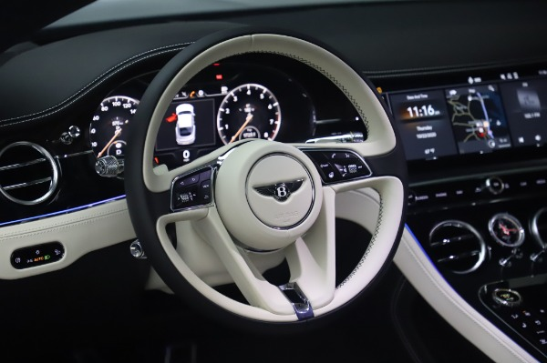 New 2020 Bentley Continental GT V8 First Edition for sale $276,600 at Alfa Romeo of Greenwich in Greenwich CT 06830 24