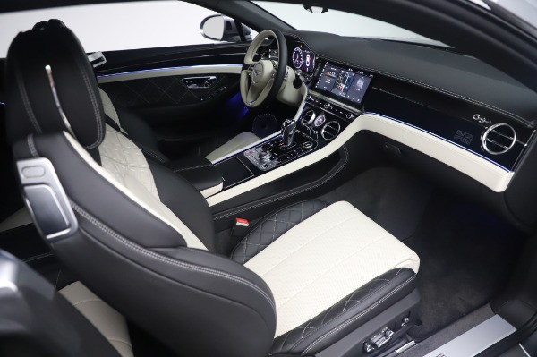 New 2020 Bentley Continental GT V8 First Edition for sale $276,600 at Alfa Romeo of Greenwich in Greenwich CT 06830 27