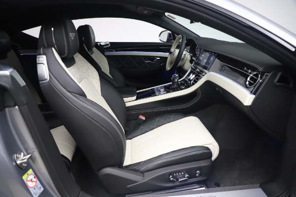 New 2020 Bentley Continental GT V8 First Edition for sale $276,600 at Alfa Romeo of Greenwich in Greenwich CT 06830 28