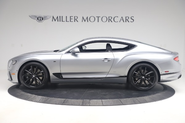 New 2020 Bentley Continental GT V8 First Edition for sale $276,600 at Alfa Romeo of Greenwich in Greenwich CT 06830 3