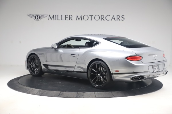 New 2020 Bentley Continental GT V8 First Edition for sale $276,600 at Alfa Romeo of Greenwich in Greenwich CT 06830 4