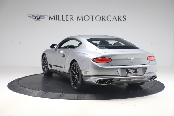 New 2020 Bentley Continental GT V8 First Edition for sale $276,600 at Alfa Romeo of Greenwich in Greenwich CT 06830 5
