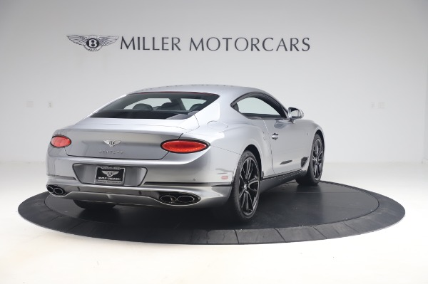 New 2020 Bentley Continental GT V8 First Edition for sale $276,600 at Alfa Romeo of Greenwich in Greenwich CT 06830 7