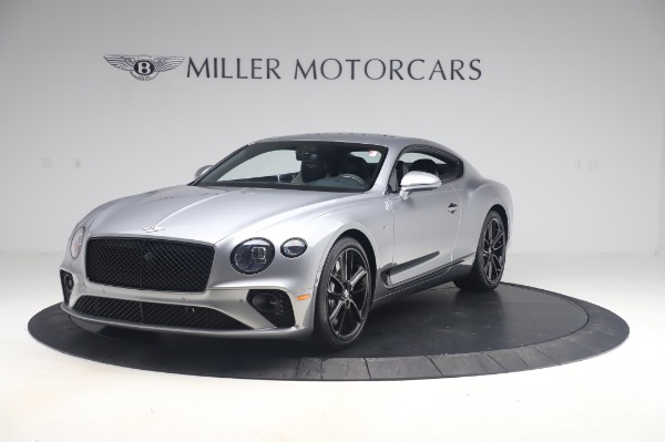 New 2020 Bentley Continental GT V8 First Edition for sale $276,600 at Alfa Romeo of Greenwich in Greenwich CT 06830 1