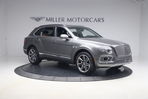 Used 2018 Bentley Bentayga Activity Edition for sale $156,900 at Alfa Romeo of Greenwich in Greenwich CT 06830 10