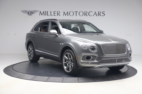 Used 2018 Bentley Bentayga Activity Edition for sale $156,900 at Alfa Romeo of Greenwich in Greenwich CT 06830 11