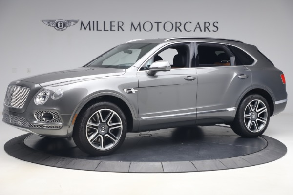 Used 2018 Bentley Bentayga Activity Edition for sale $156,900 at Alfa Romeo of Greenwich in Greenwich CT 06830 2