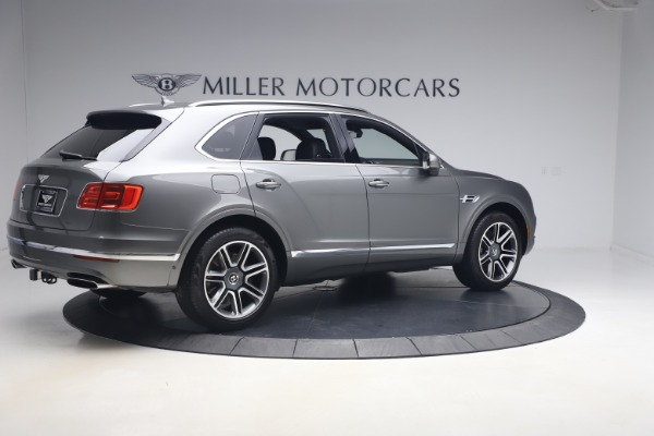 Used 2018 Bentley Bentayga Activity Edition for sale $156,900 at Alfa Romeo of Greenwich in Greenwich CT 06830 8