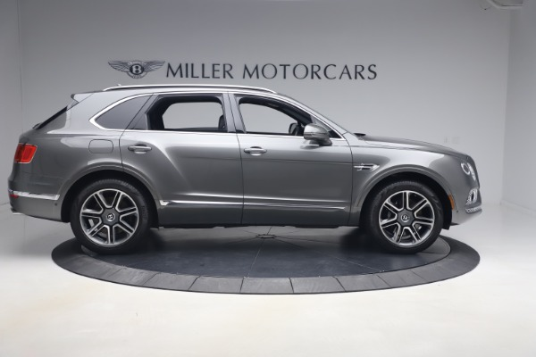 Used 2018 Bentley Bentayga Activity Edition for sale $156,900 at Alfa Romeo of Greenwich in Greenwich CT 06830 9