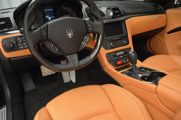 New 2016 Maserati GranTurismo MC for sale Sold at Alfa Romeo of Greenwich in Greenwich CT 06830 24