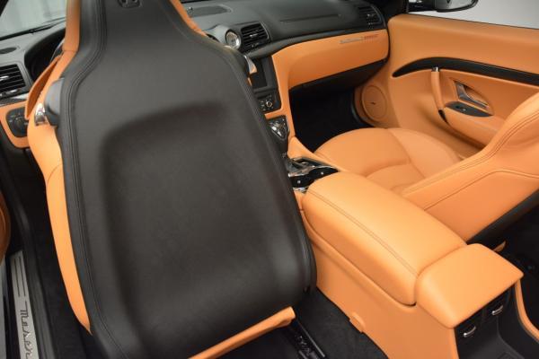 New 2016 Maserati GranTurismo MC for sale Sold at Alfa Romeo of Greenwich in Greenwich CT 06830 25