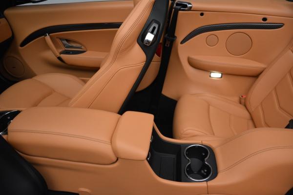 New 2016 Maserati GranTurismo MC for sale Sold at Alfa Romeo of Greenwich in Greenwich CT 06830 27