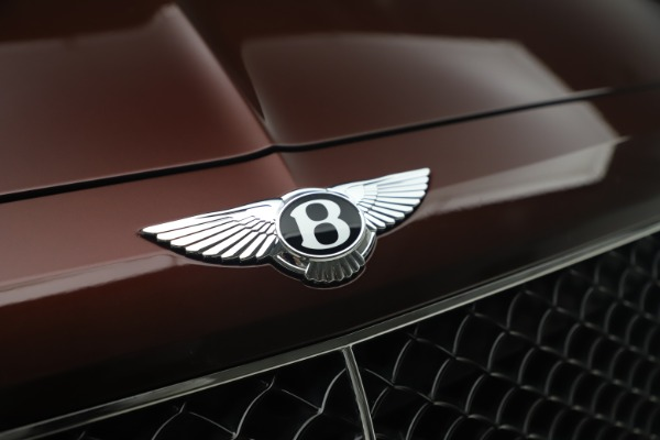 Used 2020 Bentley Bentayga V8 for sale $189,900 at Alfa Romeo of Greenwich in Greenwich CT 06830 14