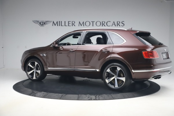 Used 2020 Bentley Bentayga V8 for sale $189,900 at Alfa Romeo of Greenwich in Greenwich CT 06830 4