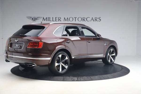 Used 2020 Bentley Bentayga V8 for sale $189,900 at Alfa Romeo of Greenwich in Greenwich CT 06830 8