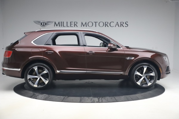 Used 2020 Bentley Bentayga V8 for sale $189,900 at Alfa Romeo of Greenwich in Greenwich CT 06830 9