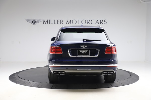 Used 2020 Bentley Bentayga V8 for sale Sold at Alfa Romeo of Greenwich in Greenwich CT 06830 5