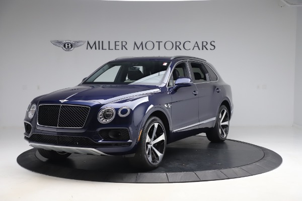 Used 2020 Bentley Bentayga V8 for sale Sold at Alfa Romeo of Greenwich in Greenwich CT 06830 1