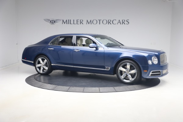 Used 2020 Bentley Mulsanne Speed for sale $279,900 at Alfa Romeo of Greenwich in Greenwich CT 06830 10