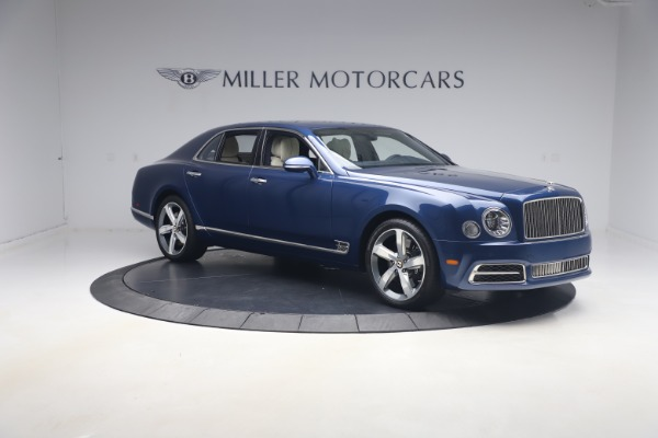 Used 2020 Bentley Mulsanne Speed for sale $279,900 at Alfa Romeo of Greenwich in Greenwich CT 06830 11
