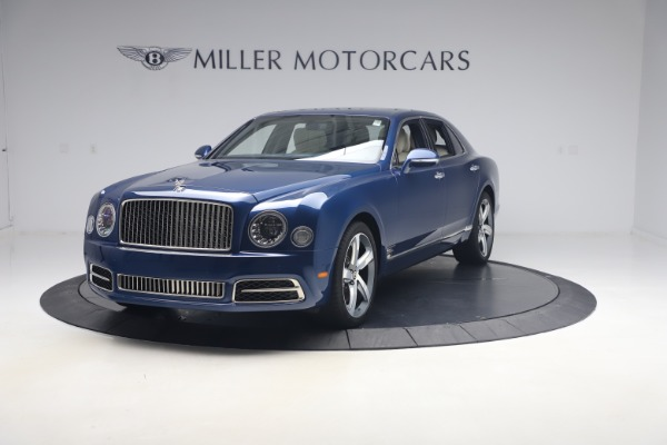 Used 2020 Bentley Mulsanne Speed for sale $279,900 at Alfa Romeo of Greenwich in Greenwich CT 06830 2