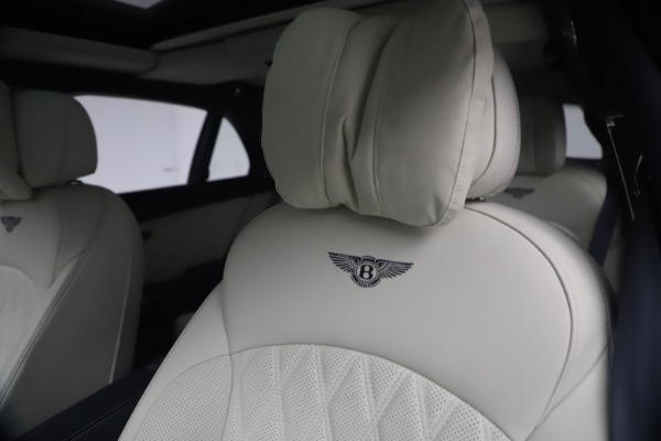 Used 2020 Bentley Mulsanne Speed for sale $279,900 at Alfa Romeo of Greenwich in Greenwich CT 06830 20