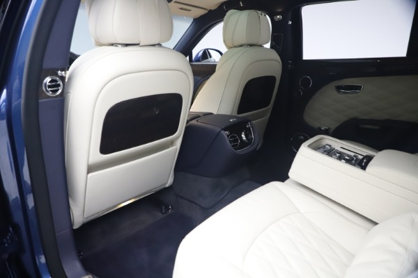 Used 2020 Bentley Mulsanne Speed for sale $279,900 at Alfa Romeo of Greenwich in Greenwich CT 06830 21