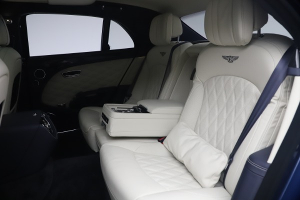Used 2020 Bentley Mulsanne Speed for sale $279,900 at Alfa Romeo of Greenwich in Greenwich CT 06830 23