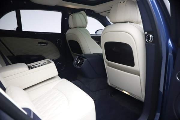Used 2020 Bentley Mulsanne Speed for sale $279,900 at Alfa Romeo of Greenwich in Greenwich CT 06830 27