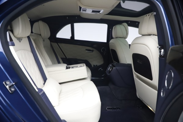 Used 2020 Bentley Mulsanne Speed for sale $279,900 at Alfa Romeo of Greenwich in Greenwich CT 06830 28