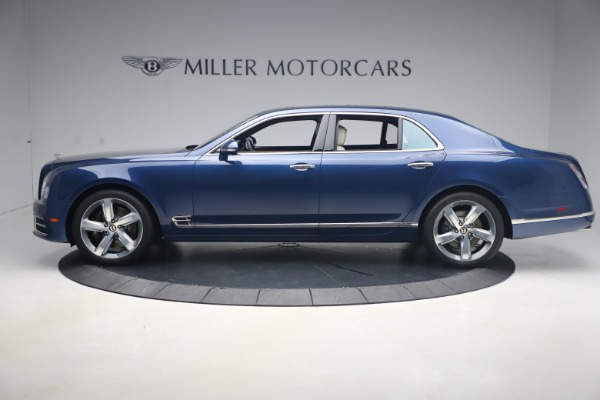 Used 2020 Bentley Mulsanne Speed for sale $279,900 at Alfa Romeo of Greenwich in Greenwich CT 06830 3