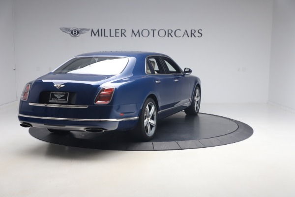 Used 2020 Bentley Mulsanne Speed for sale $279,900 at Alfa Romeo of Greenwich in Greenwich CT 06830 7