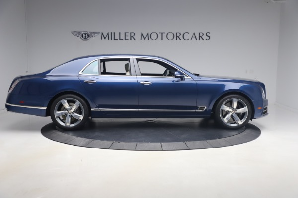 Used 2020 Bentley Mulsanne Speed for sale $279,900 at Alfa Romeo of Greenwich in Greenwich CT 06830 9