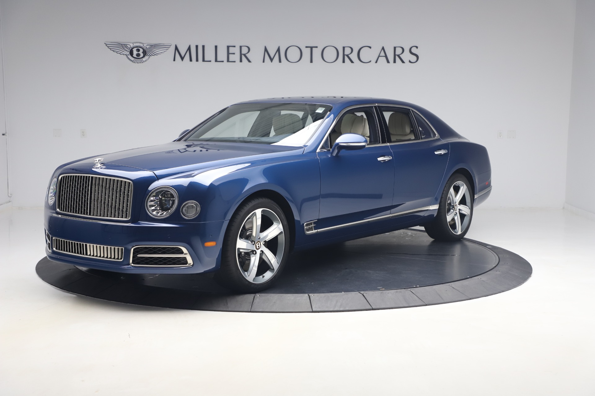 Used 2020 Bentley Mulsanne Speed for sale $279,900 at Alfa Romeo of Greenwich in Greenwich CT 06830 1