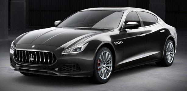 New 2020 Maserati Quattroporte S Q4 for sale Sold at Alfa Romeo of Greenwich in Greenwich CT 06830 1