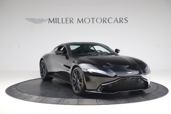 Used 2020 Aston Martin Vantage Coupe for sale $155,800 at Alfa Romeo of Greenwich in Greenwich CT 06830 10