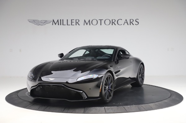 Used 2020 Aston Martin Vantage Coupe for sale $155,800 at Alfa Romeo of Greenwich in Greenwich CT 06830 12
